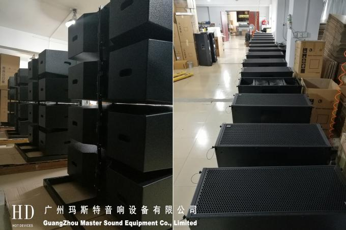 LA-212 Line Array Speaker 3 way 1560W High Power Dynamic , Clarity for Big Concert , Show and Church