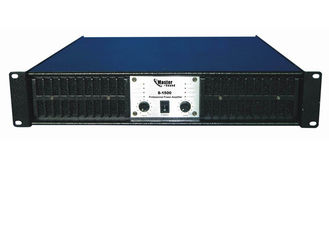 China 2 Channel Switching Power Amplifier , Light Weight Amplifier Class TD supplier