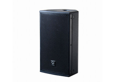 "China Black Live Sound Speakers With 1"" HF And 8"" LF Driver 200W 8ohm supplier"