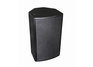 China Speaker Disco Sound System Plywood Cabinet For Conference 250W supplier