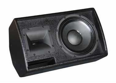 China 250 Watt Conference Room Audio Systems For Night Club , Plywood Cabinet supplier