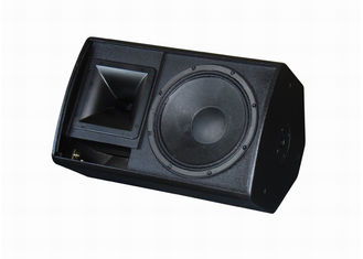 China 350W 8 ohm Conference Audio Systems , 18mm Thick Plywood For Subwoofers supplier