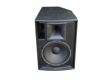 "China Black Church Audio Equipment With 1.4"" HF 12"" LF Driver 300W 8ohm supplier"