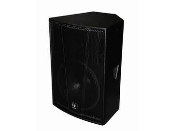 China 400W Live Sound Speakers For Subwoofers / 15mm Thick Plywood supplier