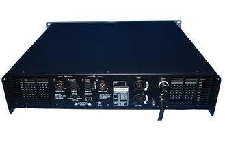 China 2 Channel Switch Mode Portable Sound Systems for Churches , Class TD supplier