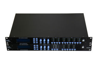 China Manual Live Sound Equipment Digital Processor USB For Night Club supplier