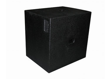 600W 18 Inch Powered Disco Sound Equipment Stand For Night Club