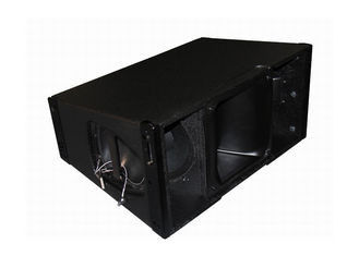 2 Channel PA Sound Equipment High Power For Night Club / 2x1200W 8Ω