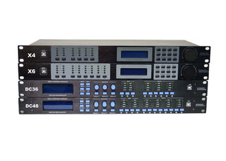 China 15ms Delay Digital Sound Processor 2 Input 4 Output With Software Disc supplier
