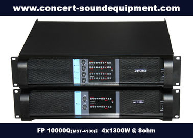 China 4 Channel Line Array Pro Audio Speaker Class TD With Switching Amplifier supplier