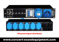 Good Quality Concert Sound Equipment & P8 P4 Power / Signal Distributor For Line Array Speaker Systems In Concert And Living Event on sale