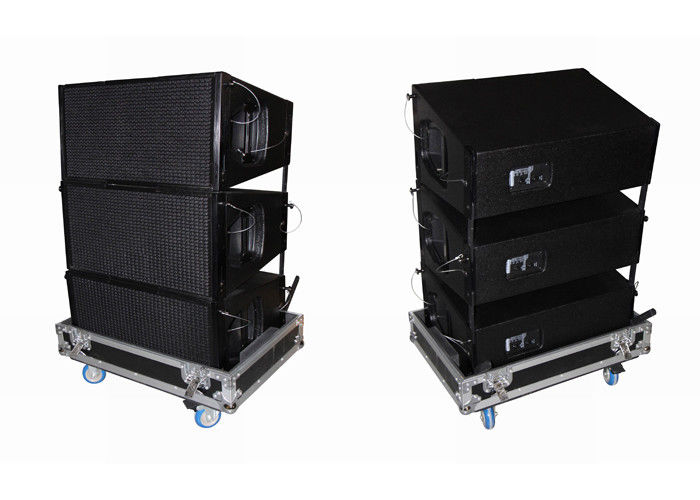 Plywood Cabinet Church Audio Equipment Black For Celestion