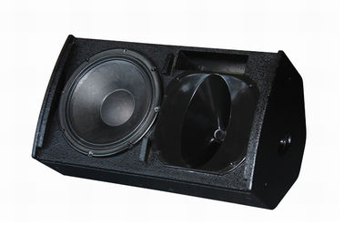 China 350W Good Sound PA Sound System Stage Monitor , Plywood Cabinet factory