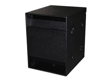 China 500W Professional Sound Systems For Conference / Subwoofer Speaker factory