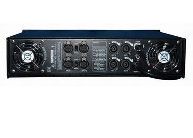 China Analogue Pro Sound Equipment 4 Channel With Class AB 4×350W 20Hz distributor