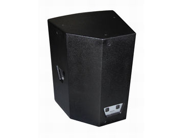 China 400W Church Audio Equipment / Stage Monitor Plywood Cabinet 8ohm distributor