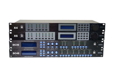 China 15ms Delay Digital Sound Processor 2 Input 4 Output With Software Disc distributor