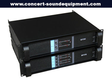 China 2 x 2400W Light Weight High Power Amplifier FP 14000 For Live Sound distributor