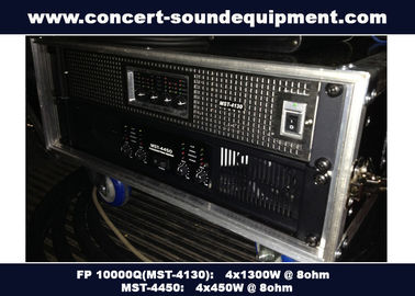 China FP 10000Q Class TD Audio Systems for Churches , High Power distributor