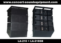 "Concert Sound Equipment / 680W Line Array Speaker With1.4""+2x10"" Neodymium Drivers"